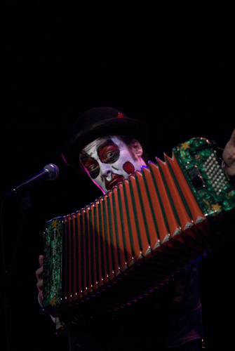 Martyn Jacques- Tiger Lillies