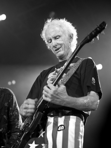 Robby Krieger, formerly with The Doors